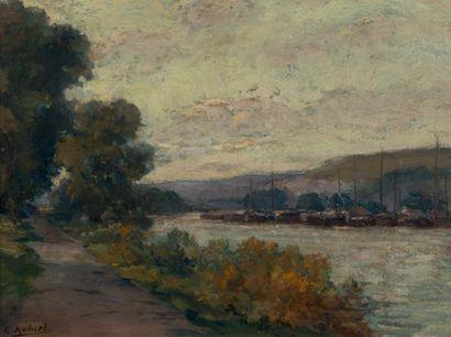 G HUBERT (XIXème - XXème siècles)