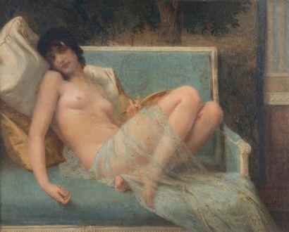 Guillaume SEIGNAC (1870 - 1924)
