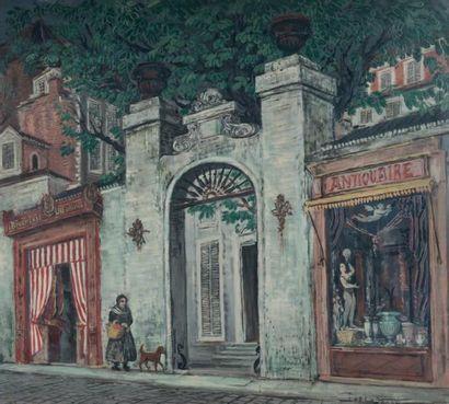 Ismaël de la SERNA (1897 - 1963)