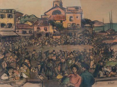 Ramon Antonio PICHOT GIRONES (1872 - 1925)