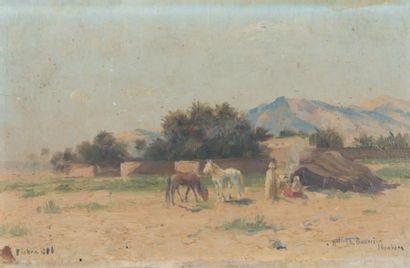 John-Lewis SHONBORN (1852 - 1931)