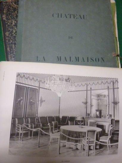 Monographie Château de la Malmaison, Charles...