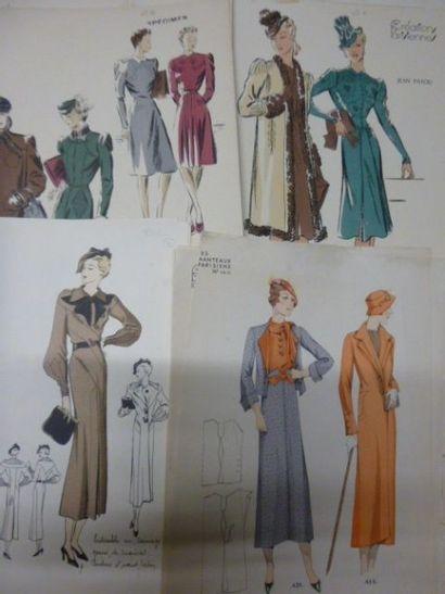 Les Créations Parisiennes - la Mode est un...
