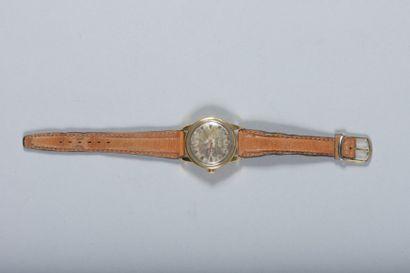 LONGINES ''CONQUEST CALENDAR'' Montre bracelet...