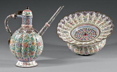 CHINE pour le marché perse ou ottoman