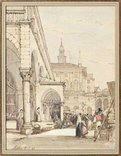 William WYLD (Londres 1806 - Paris 1889)