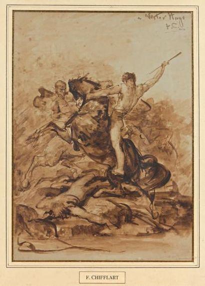 Karel BREYDEL (Anvers 1678 - 1733)