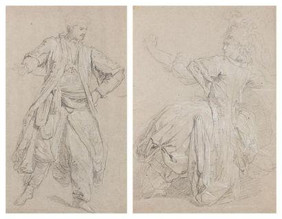 Anicet LEMONNIER (Rouen 1743 - Paris 1824)
