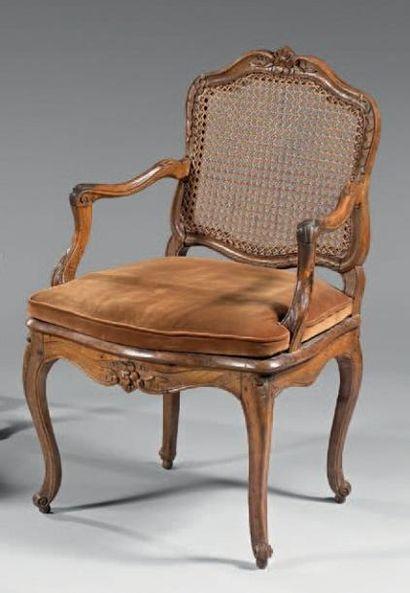 Fauteuil pouvant former fauteuil de bureau...