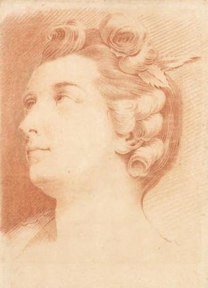 JEAN BAPTISTE MARIE PIERRE (Paris 1714 - 1789)