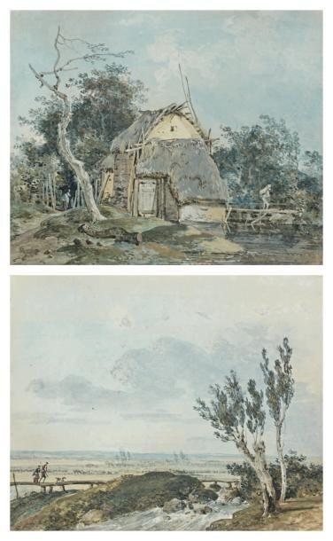 Louis Gabriel MOREAU dit L'AÎNE (Paris 1740 - 1806)