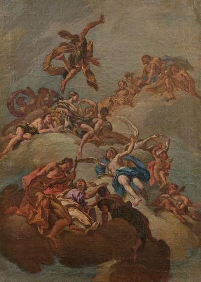 Attribué à Giovanni Battista CROSATO (1697 - 1756)
