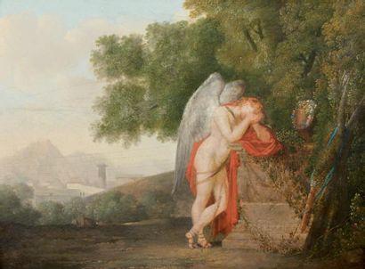 Jean -Baptiste MALLET (Grasse 1759 - Paris 1825)