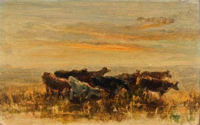 NARCISSE DIAZ (1807-1876)