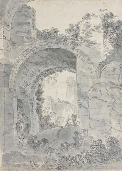 Pierre LELU (Paris 1749 - 1825)