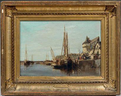Jules NOEL (Quimper 1815 - Alger 1881)