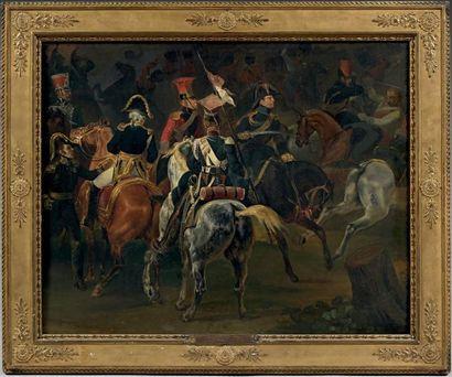 Horace VERNET (Paris 1789 - 1863)