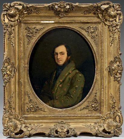 Antoine Placide GIBERT (Bordeaux 1806 - 1875)