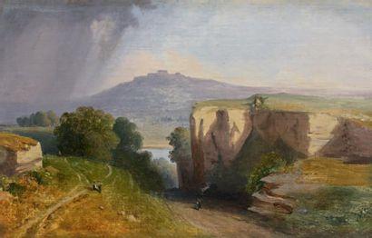 Edouard Bertin (Paris 1797 - 1871)