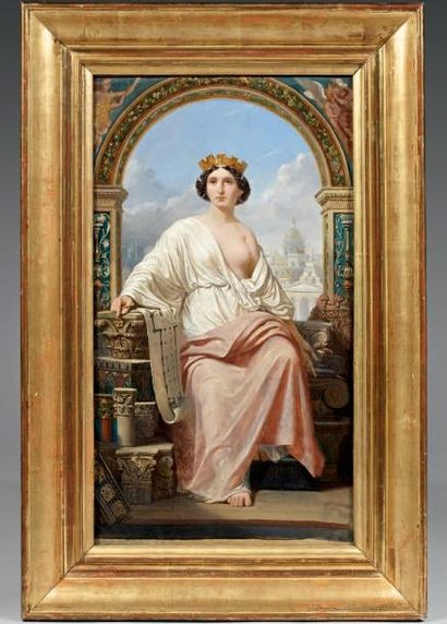 Jules JOLLIVET (Paris 1794 - 1871)