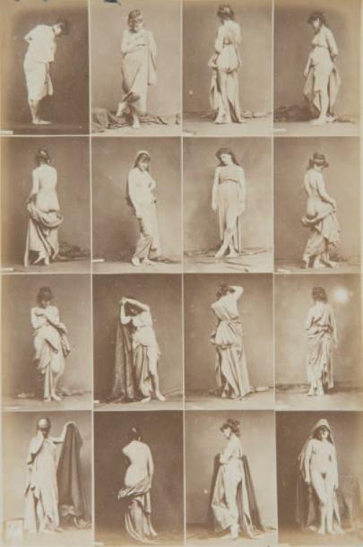 Louis Jean Baptiste IGOUT (1837 - c.1881) (attribué à)