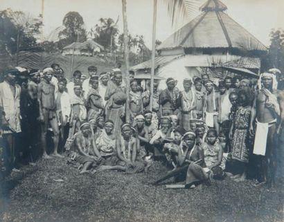 SQUIRES & BINGHAM (Manille) - D. GIVENS et divers