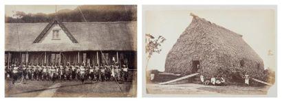 Îles Fidji, c. 1880 - 1890