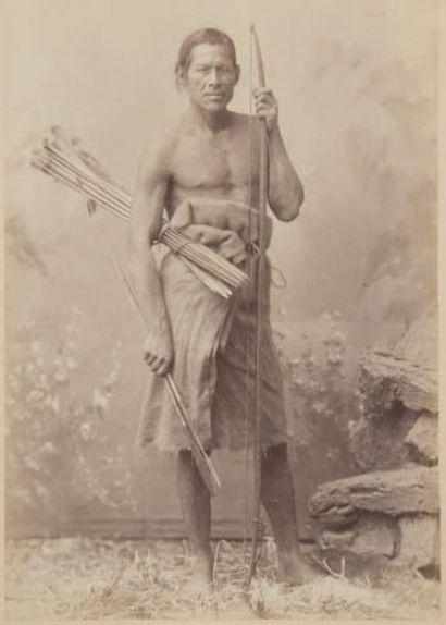 José Christiano de FREITAS HENRIQUES Junior (1830 - 1902) (attribué à)