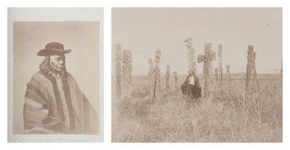 Photographe non identifié Chili, c. 1890...