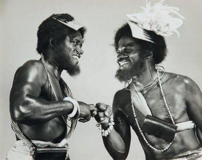 Portraits ethnographiques d'Océanie et d'Amérique...