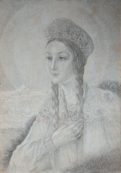 ANNENKOFF (1890 - 1975)