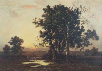 Léon RICHET (1847 - 1907)