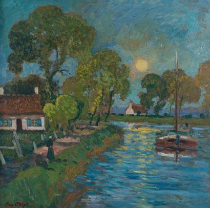 Eugène Henri CHIGOT (1860 - 1923)