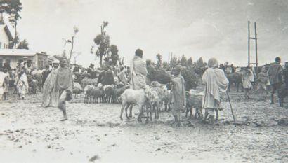 Éthiopie, c. 1930. Dire Dawa (Dire Daoua)
