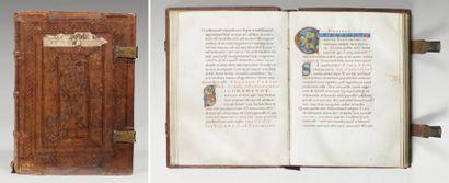 [MANUSCRIT DU XIe SIÈCLE]. « Liber epistolarum...