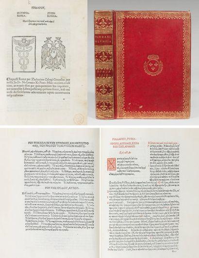 Impressi Romæ per Zachariam Calergi Cretensem...