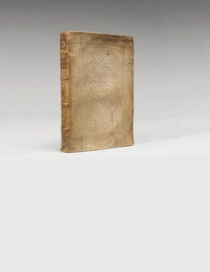 [INCUNABLE - BERGOMENSIS (Jacobus Philippus...