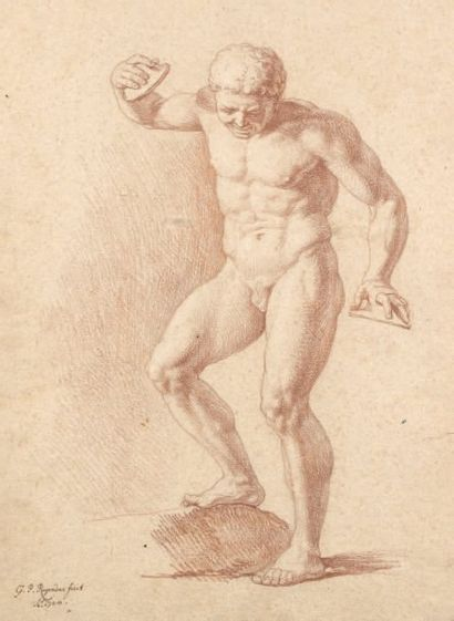 Georg Philipp RUGENDAS (Augsbourg 1666 - 1742)
