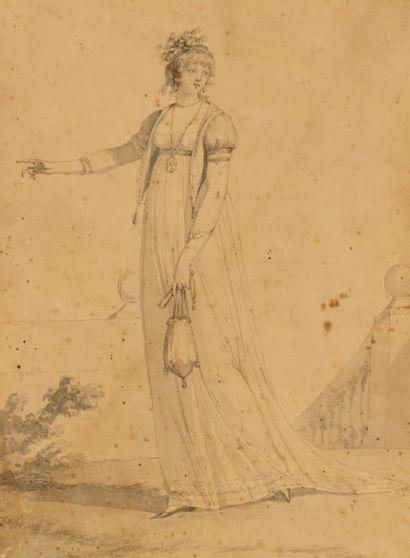 Philibert Louis DEBUCOURT (Paris 1755 - Belleville 1832)