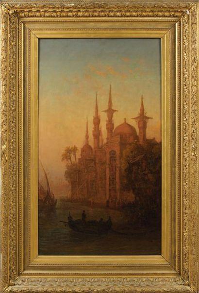 Louis LOTTIER (La Haye du Puits 1815 - Mont Saint Père 1892)