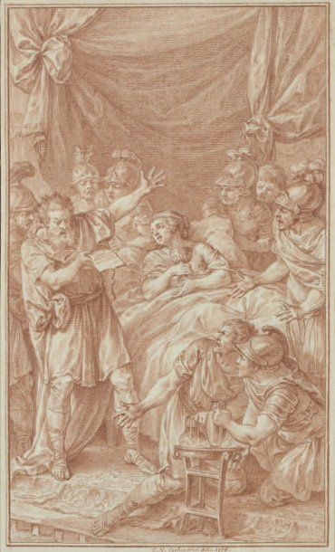 Charles Nicolas COCHIN le Jeune (Paris 1715 - 1790)
