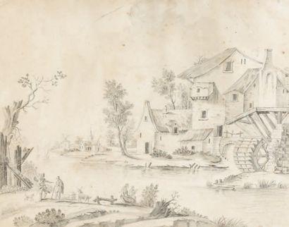 Louis Albert Guillain BACLER d'ALBE (Saint Pol 1761 - Sèvres 1824)
