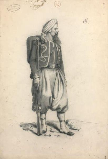 G MANFREDINI (Actif au XIXème siècle)