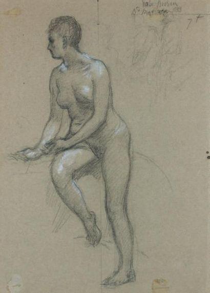 Pierre PUVIS de CHAVANNES (Lyon 1824 - Paris 1898)