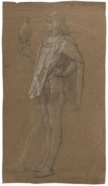 Louis Robert CARRIER BELLEUSE (Paris 1848 - 1913)