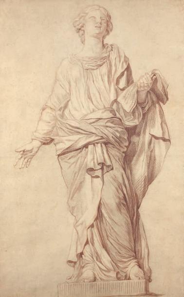 Attribué à Claude MICHEL dit CLODION (1738-1814)