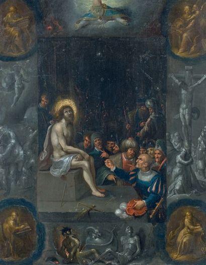 ÉCOLE FLAMANDE VERS 1630, ATELIER DE FRANS FRANCKEN
