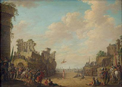 Jacob van der ULFT (Gorkum 1627 - Noordwijk 1689)