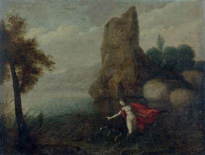 Attribué à Jacob PYNAS (1592 - 1640)