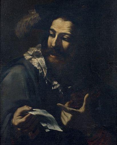 Attribué à Mattia PRETI (1613 - 1699)
